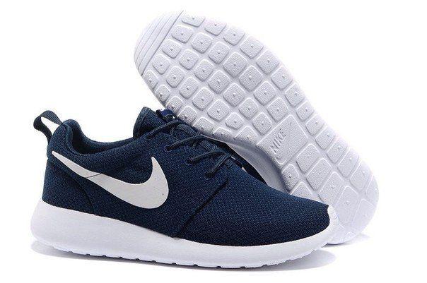 Nike Roshe Run Синие