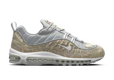 Nike Air Max 98 Supreme Бежевые