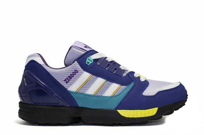 Adidas Zx 8000 Фиолетовые