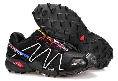 Salomon Speedcross 3 Черные