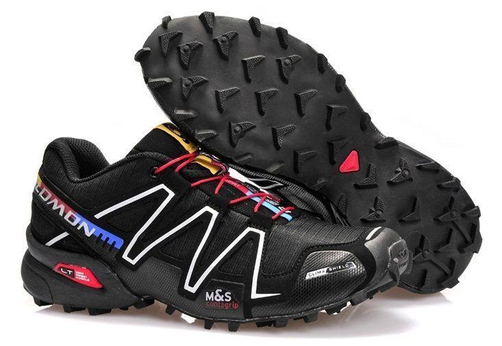 Salomon Speedcross 3 Черные