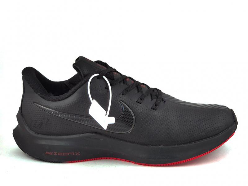 Nike Air Zoom Pegasus V6 Turbo Черно-красные