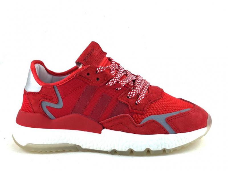 Adidas Nite Jogger Красные V2