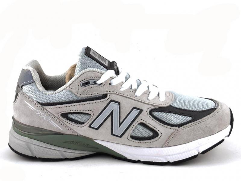 New Balance 990 V4 Серые