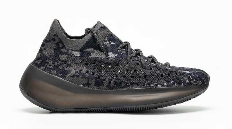 Adidas Yeezy Boost 380 Черные