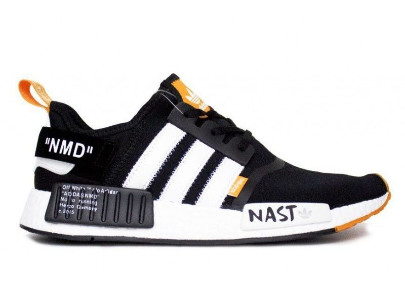 Adidas NMD R1 x Off White