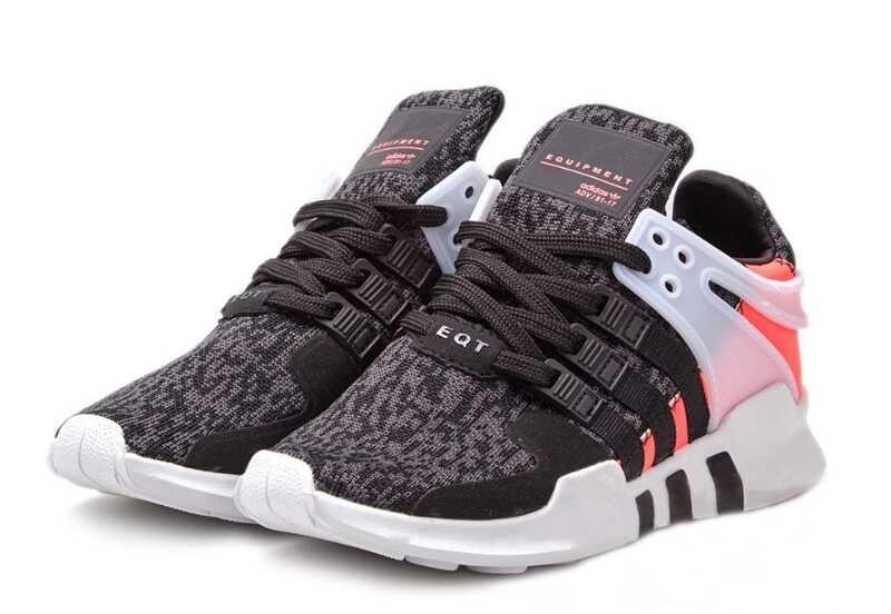 Adidas Equipment Розово-черные