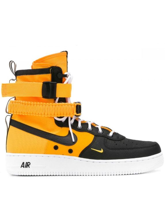 Nike Special Field Air Force 1 Желтые