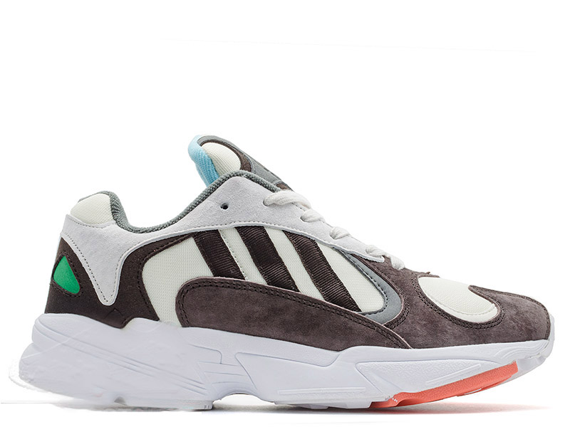 Adidas Yung 1 Brown