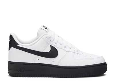 Nike Air Force 1 Low White/Black Sole