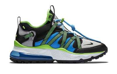 Nike Air Max 270 Bowfin Зеленые_mobile
