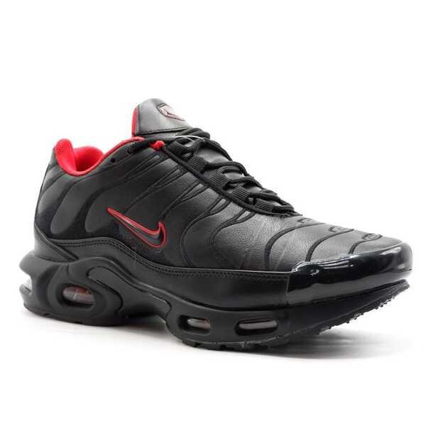 Nike Air Max Plus Tn Красные с мехом