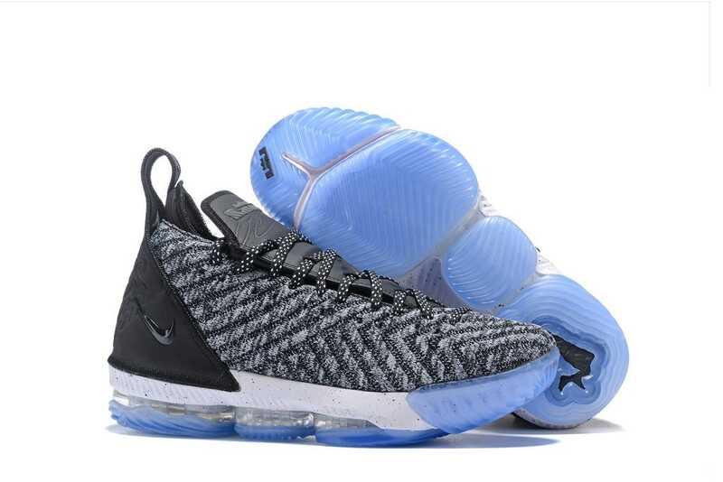 Nike Lebron 16 Oreo