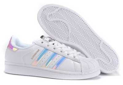 Adidas Superstar Бело-розовые_mobile