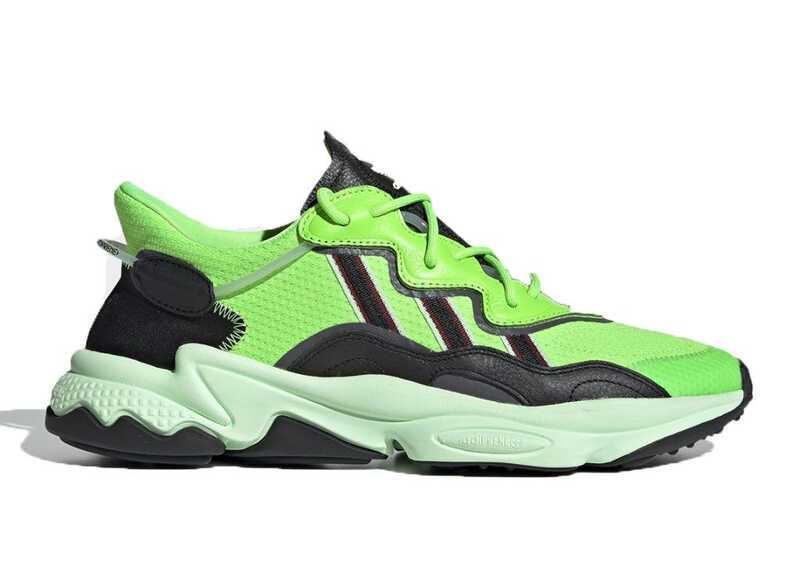 Adidas Ozweego Зеленые