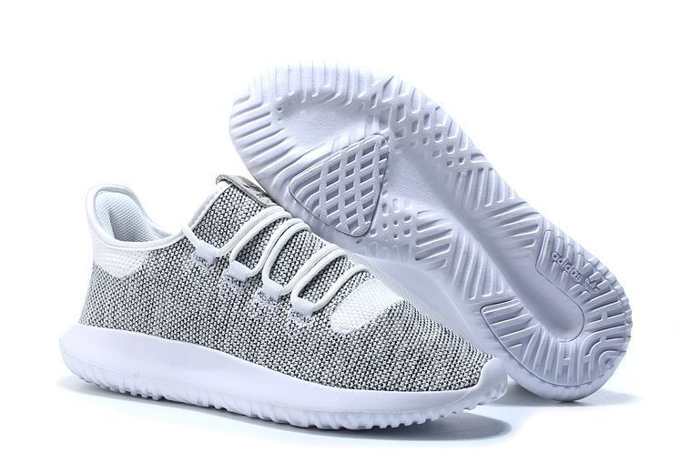 Adidas Tubular Shadow Knit Белые