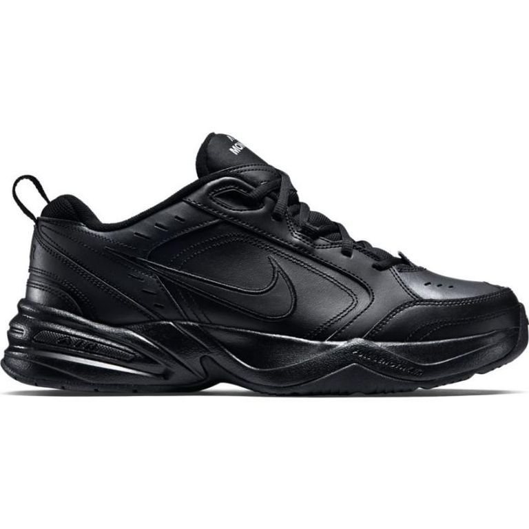 Nike Air Monarch Черные