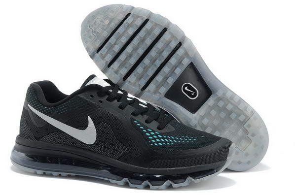 Nike Air Max 2014 Черно-синие