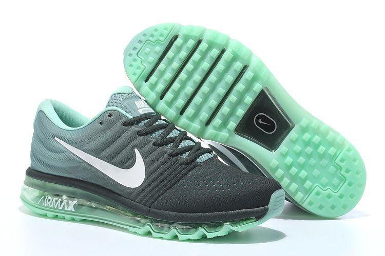 Nike Air Max 2017 Зеленые