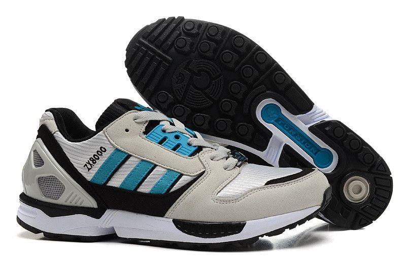 Adidas Zx 8000 Серые