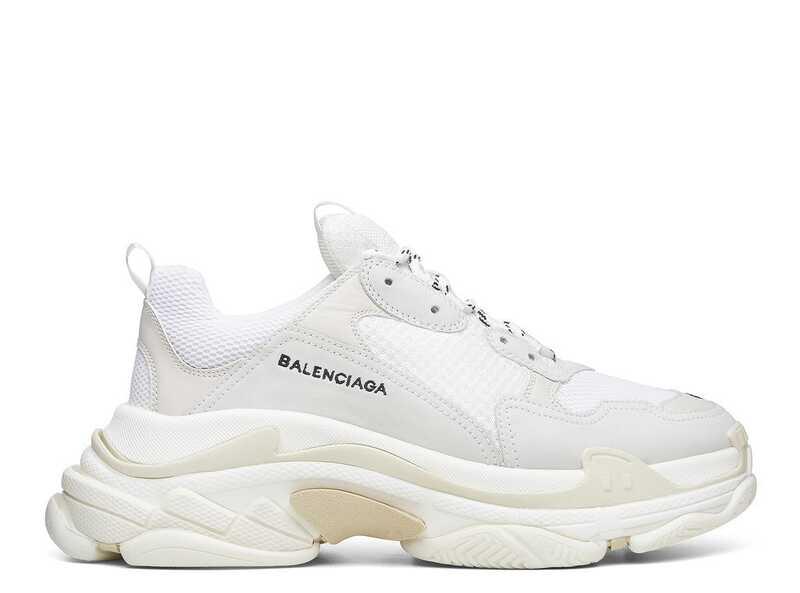 Balenciaga Triple S Белые