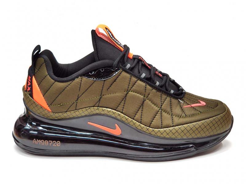 Nike Air Force 1 Low Черно-фиолетовые