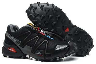 Salomon Speedcross 3 Серые