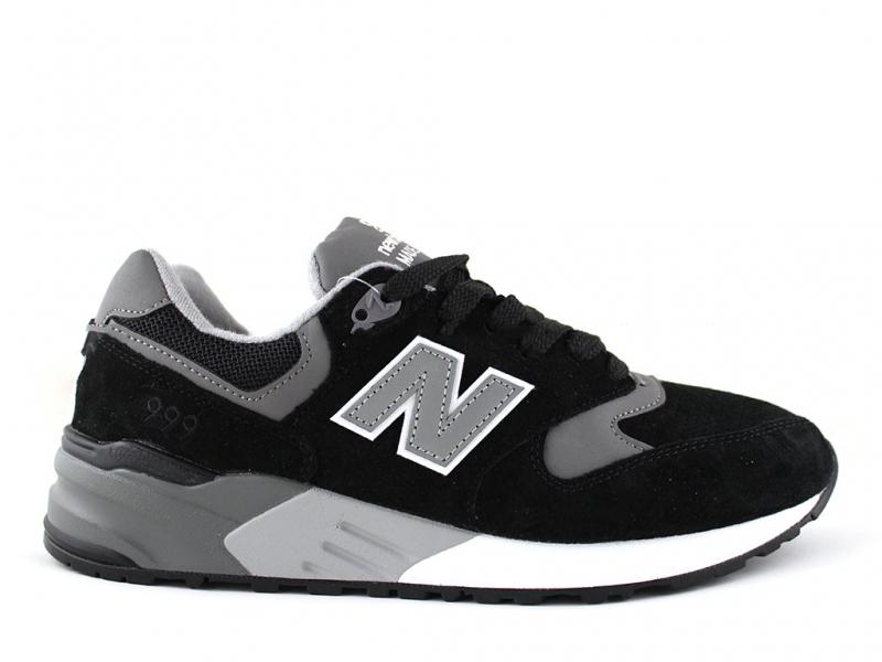 New Balance 999 Черные
