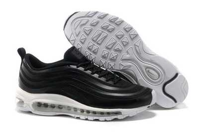 Nike Air Max 97 Черно-белые