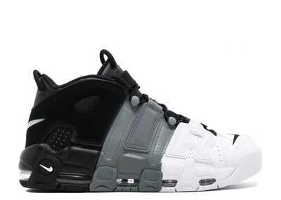 Nike Air More Uptempo 96 Черные