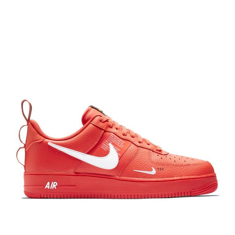 Nike Air Force 1 '07 LV8 UTILITY Красные