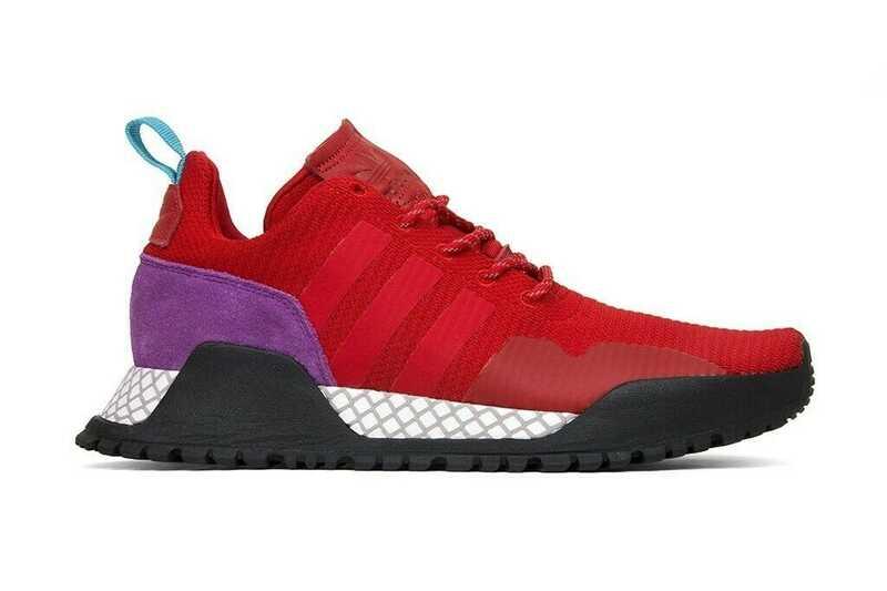Adidas AF 1.4 PK Atric Красные