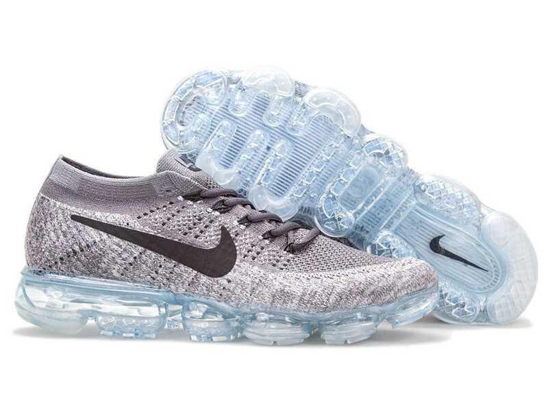 Nike Vapor Max Серые