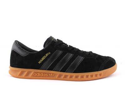Adidas Hamburg All Black