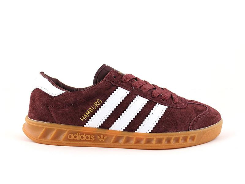 Adidas Hamburg Красные