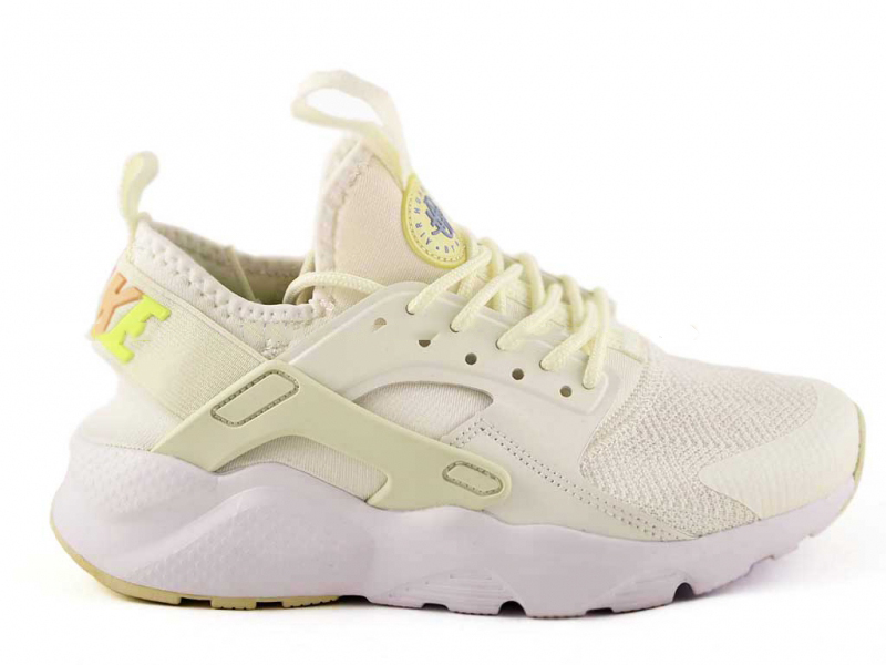 Nike Air Huarache Ultra Yellow/White