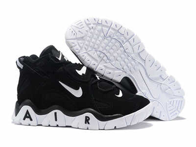 Nike Air Barrage Black/White