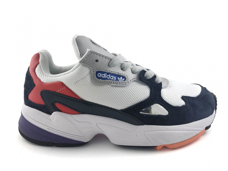 Adidas Falcon White/Red