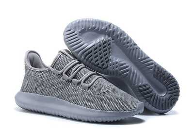 Adidas Tubular Shadow Knit Серые