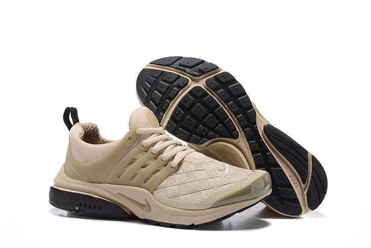 Nike Air Presto BR QS Бежевые