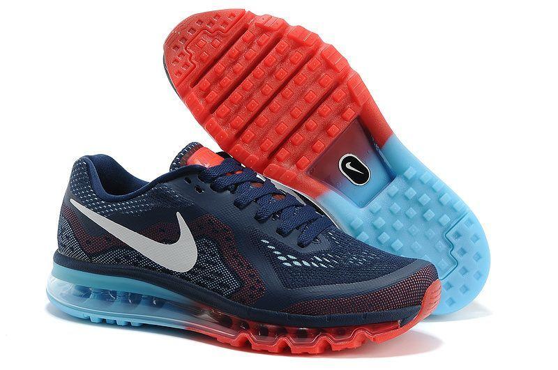 Nike Air Max 2014 Синие