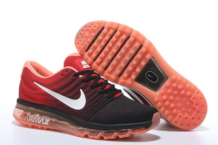 Nike Air Max 2017 Оранжевые