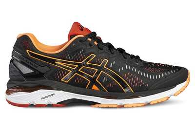 Asics GEL KAYANO Оранжевые_mobile