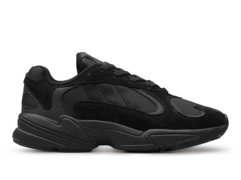 Adidas Yung 1 Черные