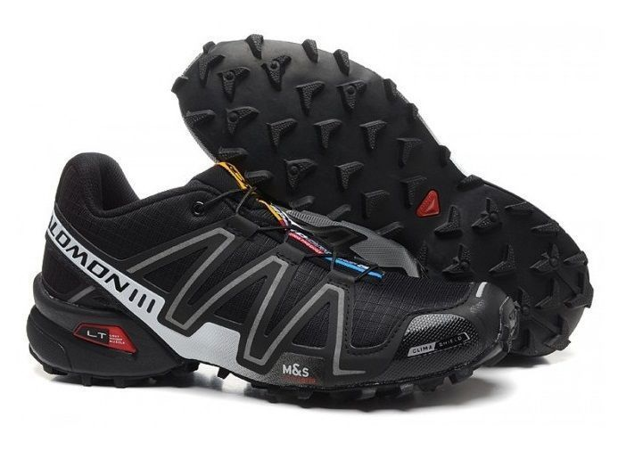 Salomon Speedcross 3 Белые