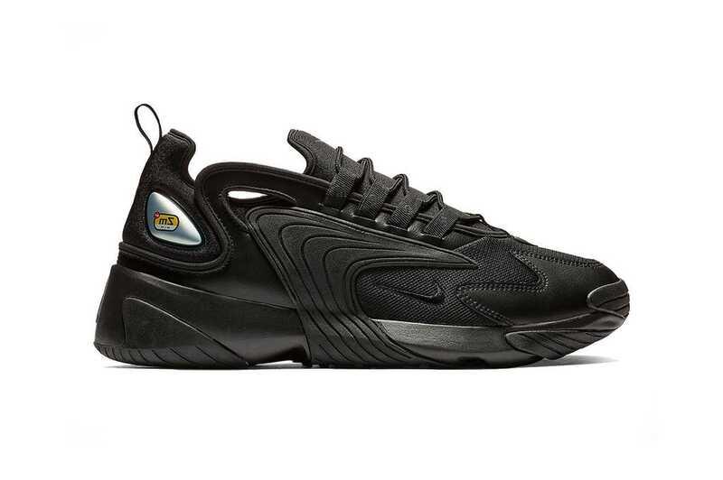 Nike Zoom 2k All Black