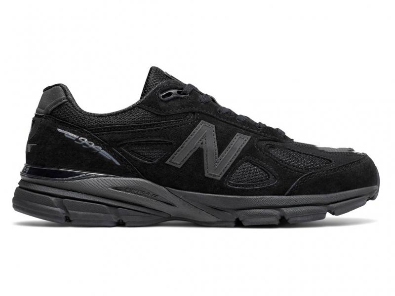 New Balance 990 V4 Черные