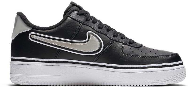 Nike Air Force 1 Low NBA Black/White