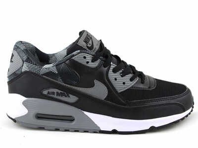 Nike Air Max 90 Black/Grey N19