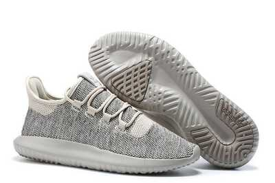 Adidas Tubular Shadow Knit Светло-коричневые_mobile